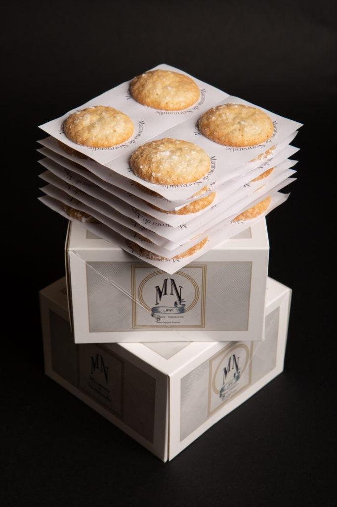 Macarons de Normandie JFF